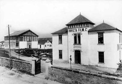 Estúdios da Invicta Films, 1915